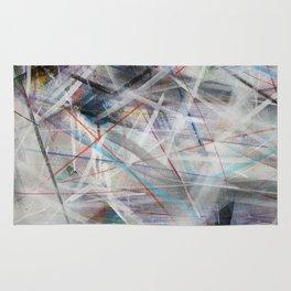 Contemporary Urban Art Rug