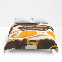 Let the sun shine - welcome spring and summer! Comforters