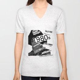 Misanthrope 80's Shirt Unisex V-Neck