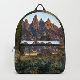 Wyoming - Moulton Barn and Grand Tetons Backpack