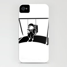 In Space No One Will Push Your Swing Slim Case iPhone (4, 4s)