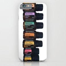 Essential oils holistic iPhone 6s Slim Case