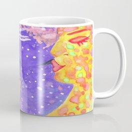 Nymphs Folk Art By AnyaC Coffee Mug