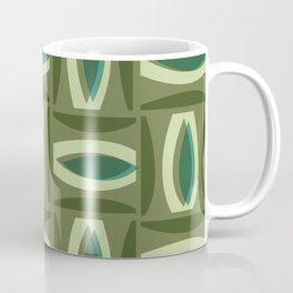 Alcedo - Green Coffee Mug