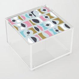 Tromen - Blue Acrylic Box