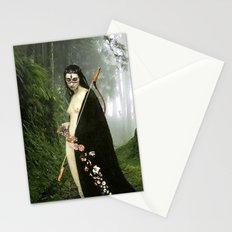 Diana - Mononoke Hime Stationery Cards