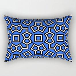 Delta Cross Rectangular Pillow