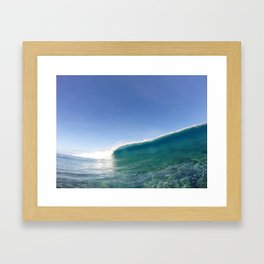 Vinaka Fiji Framed Art Print