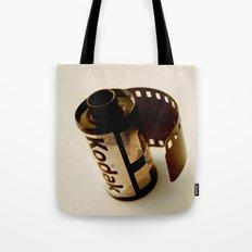 The last kodak film Tote Bag
