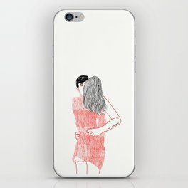 LOVER iPhone Skin