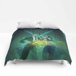 The Truth Is Out There Comforters