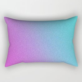 Vice (Color Halftone Pattern) Rectangular Pillow