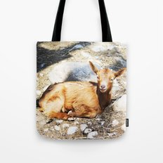 WHEN LIFE IS WONDERFUL Tote Bag