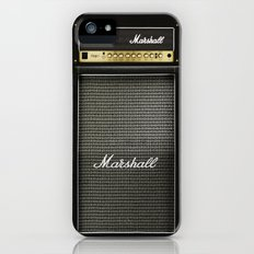 guitar electric amp amplifier iPhone 4 4s 5 5s 5c, ipod, ipad, tshirt, mugs and pillow case Slim Case iPhone (5, 5s)