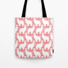 The Alpacas II Tote Bag