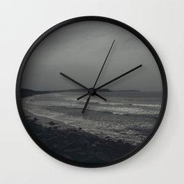 Atlantic Surfer Wall Clock