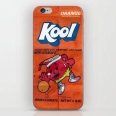 kool iPhone & iPod Skin
