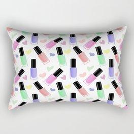 FEELING GIRLY! Rectangular Pillow