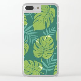 Taupo Clear iPhone Case