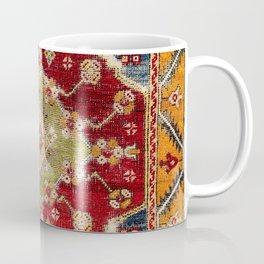 Çal Southwest Anatolian Rug Print Coffee Mug