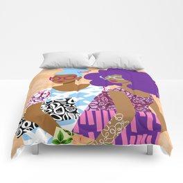 The Terrific Two Comforters
