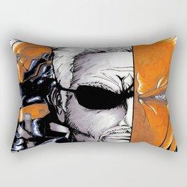 Deathstroke the Terminator Rectangular Pillow