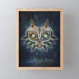 Majora's Mask - The legend of Zelda Framed Mini Art Print