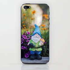Lil Garden Gnome iPhone & iPod Skin