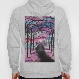 The endless forest Hoody