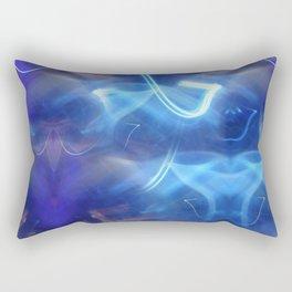 Night Play Rectangular Pillow