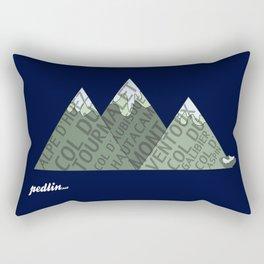 Mountain Type Rectangular Pillow