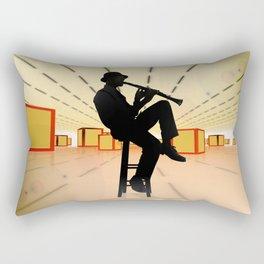 Cool Jazz 3 Rectangular Pillow
