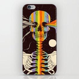 Dark Side of Existence iPhone Skin