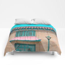 Travel photography Chinatown Los Angeles III Comforters