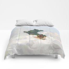 Peru Comforters