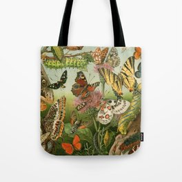 Butterflies & Caterpillars Tote Bag