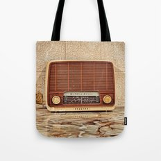 Golden Voice Tote Bag