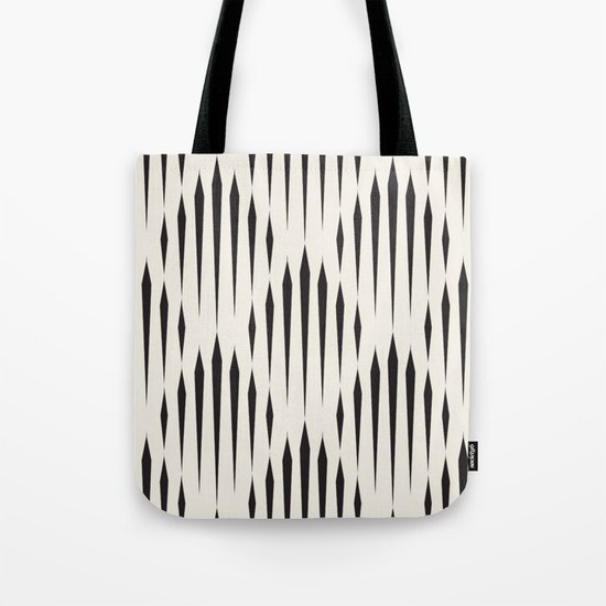 PATTERN 9a9 Tote Bag