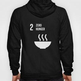 2 Zero Hunger Global Goals  Hoody