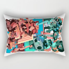 The Bronx Rectangular Pillow