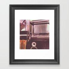Creative Crevices Framed Art Print