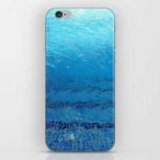 Swimming Pool iPhone & iPod Skin