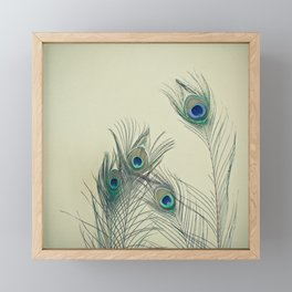 All Eyes Are on You Framed Mini Art Print