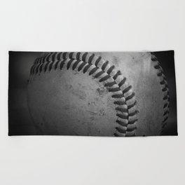 Baseball Beach Towel