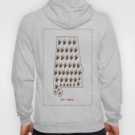 ASL - Alabama Hoody