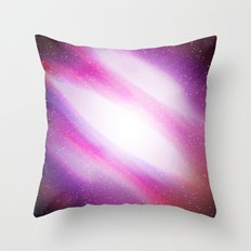 Way Out There Throw Pillow