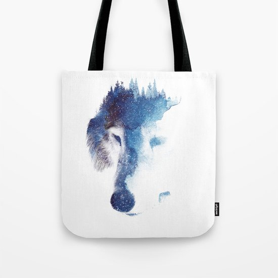 Through many storms Tote Bag