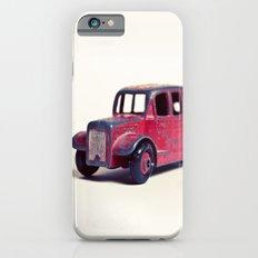 Red Classic Slim Case iPhone 6s