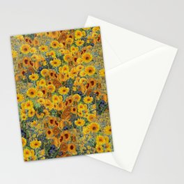 Sunflowers Stationery Cards