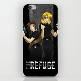 The Refuge - Deadly Duo iPhone Skin